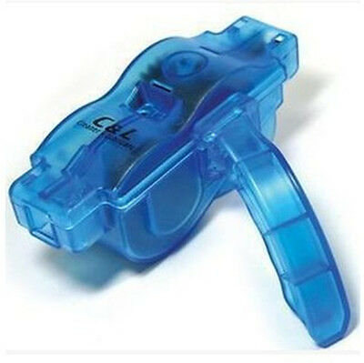 Mountain Bike Bicycle Chain Wash Device Cycling Scrubber Cleaner Cleaning Tool