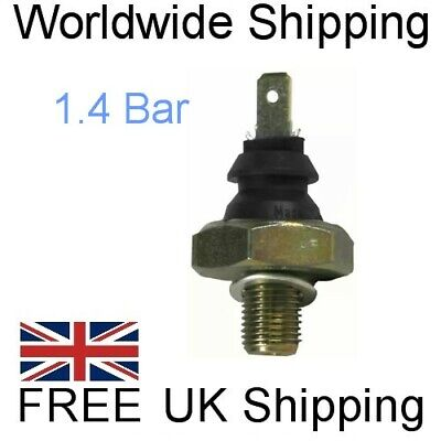 Oil Pressure Switch 1.2 to 1.6 bar BLACK Mercedes 0135420517 VW 68919081