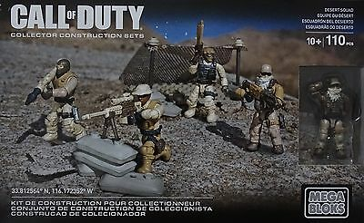 MEGA BLOKS® CNG78 Call of Duty® Desert Squad