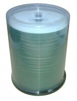 600 Grade A 52x CD-R 80min 700MB White Thermal Hub Printable