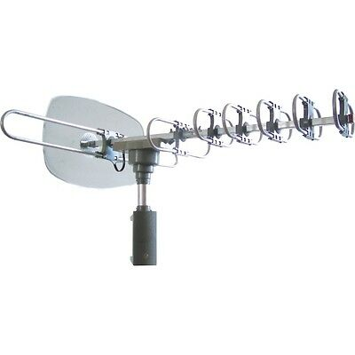 NEW Supersonic SC-609 360 HDTV Digital Amplified TV Motorized Rotating Antenna