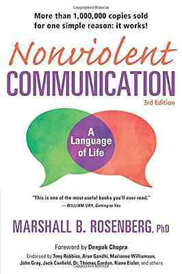 Nonviolent Communication -- A Language of Life (Nonviol - Paperback NEW Rosenber