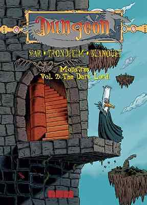 Dungeon Monstres Vol.2: The Dark Lord (Dungeon: Monstre - Paperback NEW Sfar 200