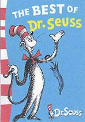 The Best of Dr.Seuss:  The Cat in the Hat ,  The Cat in - Paperback NEW Seuss, D