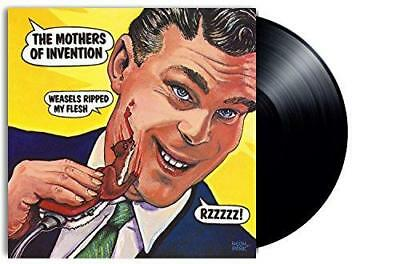 """Frank Zappa The Mothers Of Invention - Weasels Ripped My Fles (NEW 12"""" VINYL LP)"""