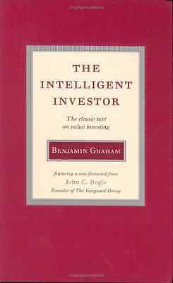 The Intelligent Investor: The Classic Text on Value Inv - Hardcover NEW Graham,