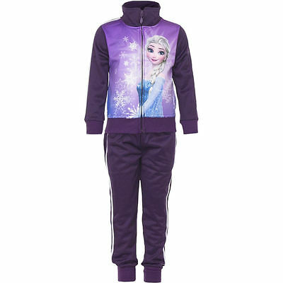 Disney Frozen die Eiskönigin Jogginganzug Sportanzug Set