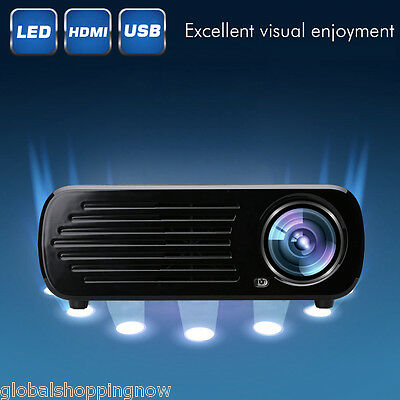 Mini 5000 lm LED PROYECTOR PROJECTOR Bluetooth+WiFi+Android USB/HDMI/DTV/VGA ES
