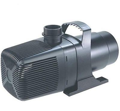 Boyu Pond Pump Large Koi Ponds 30000L/H External Submersible - Filters / Feature