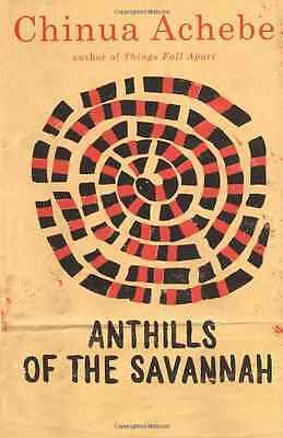 Anthills of the Savannah - Chinua Achebe(A NEW Paperback 01/01/1920