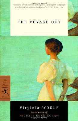 Voyage Out (Modern Library) - Paperback NEW Woolf, Virginia 2001-06-21