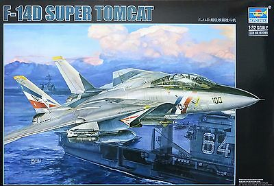 TRUMPETER® 03203 F-14D Super Tomcat in 1:32