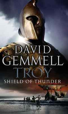 Troy: Shield of Thunder - Mass Market Paperback NEW Gemmell, David 2007-04-02