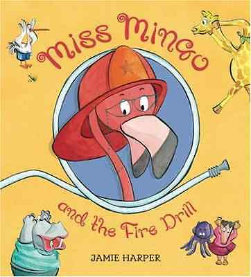 Miss Mingo and the Fire Drill - Harper, Jamie NEW Hardcover 2 Nov 2009