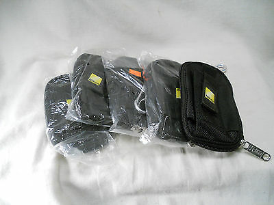 Nikon Lot of 5 Camera/Phone Cases with Carabiner