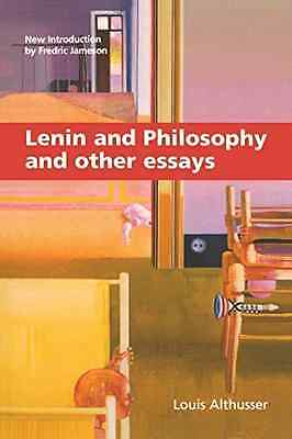 Lenin and Philosophy and Other Essays - Paperback NEW Althusser, Loui 2001-11-01
