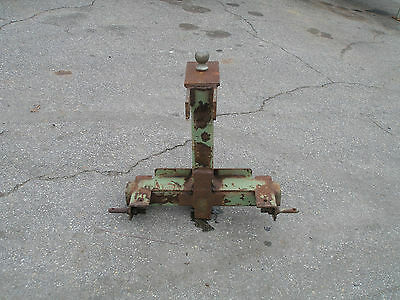 Heavy Duty  3 Point Hitch Trailer Mover