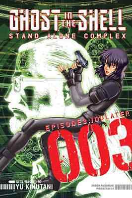 Ghost in the Shell: Stand Alone Complex 3 (Ghost in the - Paperback NEW Yu Kinut