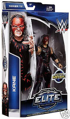 WWE Elite Collection Series #31 Kane Action Figure - NEW