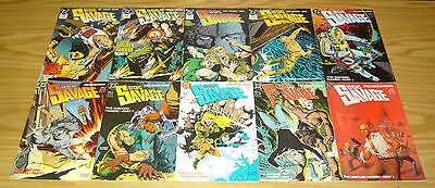 Doc Savage #1-24 VF/NM complete series + annual 1988 DC pulp hero comics set lot