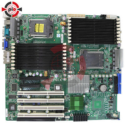 Supermicro Mainboard / Model: H8DME-2 (REV 2.01) / 2x Sockets F (AMD Opteron)