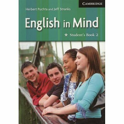 English in Mind 2 Student's Book: 2 (English in Mind) [ - Paperback NEW Puchta,