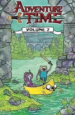 Adventure Time: Volume 7 - Paperback NEW Ryan North (Aut 2015-10-16