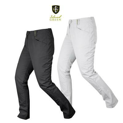 Island Green Ladies Cold Weather Thermal Golf Trousers, Windproof & Water Resist