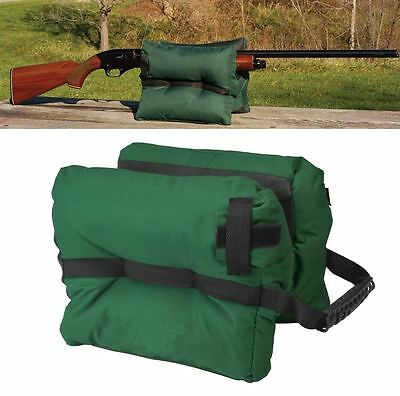 Hunting Outdoor Tack Driver Shooting Bag Gun Rest Target Sports Rifle Bench