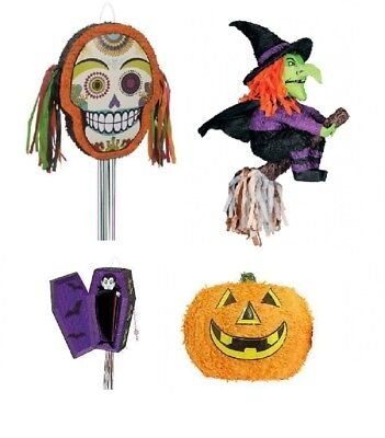 HALLOWEEN PINATA - Party Hanging Prop Bash Game Decoration