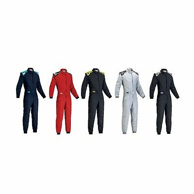 OMP First S Nomex FIA Approved Car Race/Racing/Driving/Rally/Track Suit