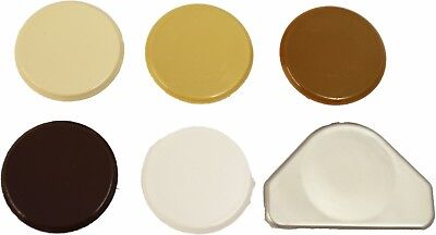 35Mm Hinge Hole Cover Cap Plastic Blanking Bung Kitchen Bedroom Cabinet Door