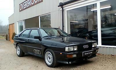 1982 Audi Quattro ** 81K Miles With Only 4 Former Keepers** Fantastic Example **