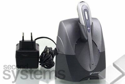 Plantronics CS60 DECT Wireless Headset System / Basis + Headset