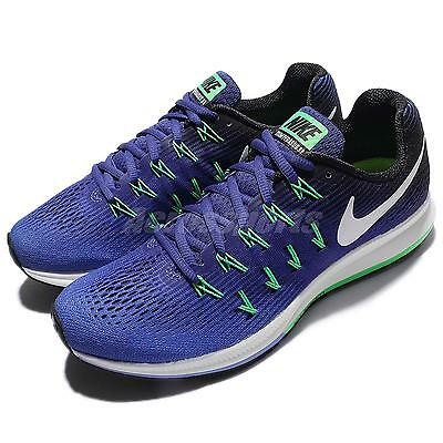 a7f47d895222 ... order nike air zoom pegasus 33 blue green navy men running shoes  sneakers 831352 404 d2a9e