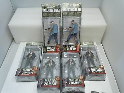 "WALKING DEAD 5"" FIGURE Pick & Choose Series 5-9 MIP AMC TV McFarlane Toys"