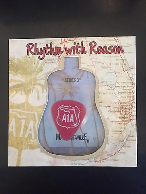 Margaritaville Jimmy Buffett Guitar Pick Rhythm w/Reason Series 3 A1A SOLD OUT