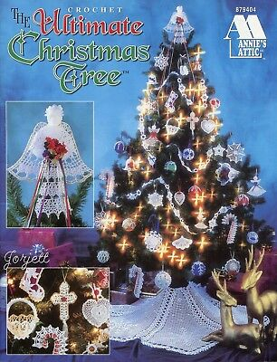 Celeste Angel Christmas Tree Ornament Vanna Crochet PATTERN//INSTRUCTIONS NEW