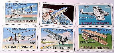 S.tome' E Principe Mint Stamps/nh   Scu213Pw....worldwide Stamps