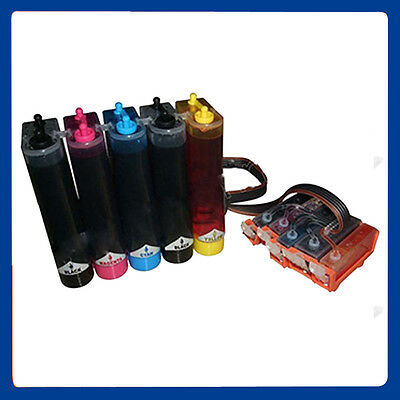 Continuous Ink System CISS With Chip for Pixma Ip4850 ip4950 MG5150 MG5250