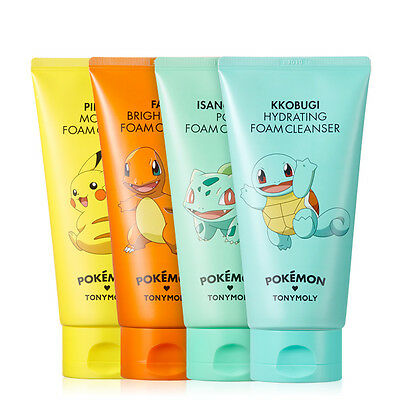 [TONYMOLY] Pokemon Foam Cleanser 150ml