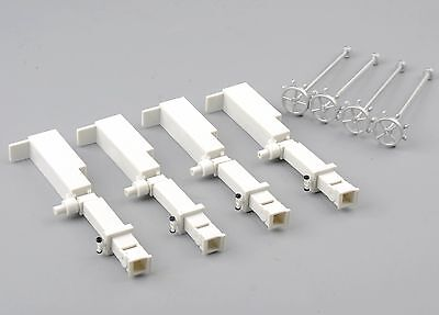 Newspeed 1:400 Aircraft Airport Parts Fluggastbruchen Gangways Inhalt Contents