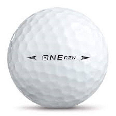 100 Mint Nike One RZN Mix Used Golf Balls AAAAA + Free Tee's