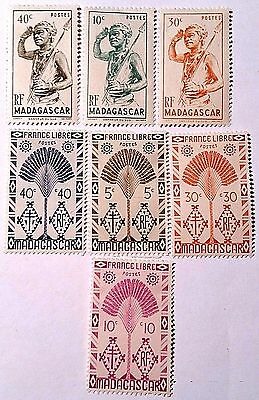 Madagascar   Stamps  ...worldwide Stamps