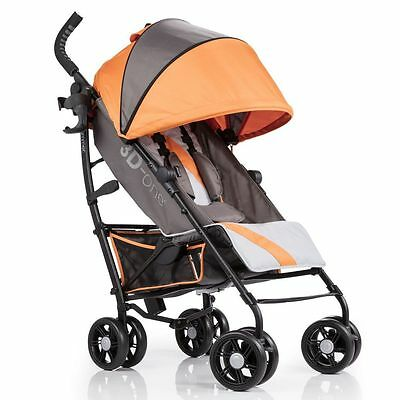 3D-One Convenience Stroller, Solar Orange - 21913A