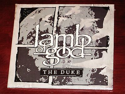 Lamb Of God: The Duke EP CD 2016 Nuclear Blast NE 3841-0 Gatefold Slipcase NEW