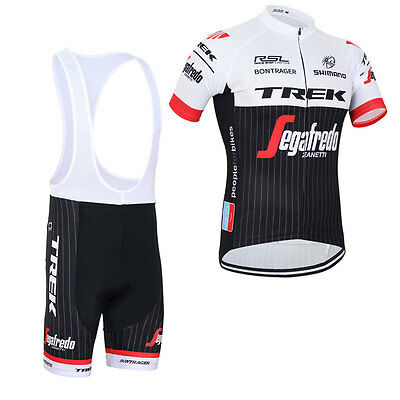 Cycling Jersey Bib Shorts Kits Men Team Bike Race Uniform Shirt Brace Tights Set