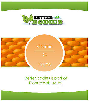 Vitamin C 1000mg with Rosehip & Bioflavonoids Tablets
