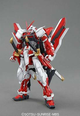 Bandai Master Grade Mg 1/100 Mobile Suit Gundam Astray Red Frame Revise Nuovo