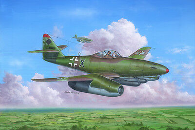 HOBBYBOSS® 80376 WWII German Me262A-2a in 1:48